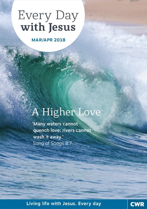 Every Day With Jesus Mar/Apr 2018 LARGE PRINT (Paper Back)