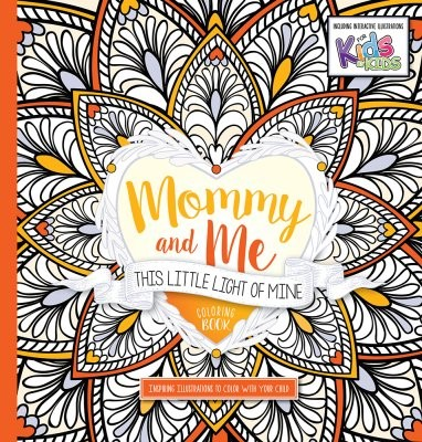 Mommy and Me: This Little Light of Mine Coloring Book (Paperback)