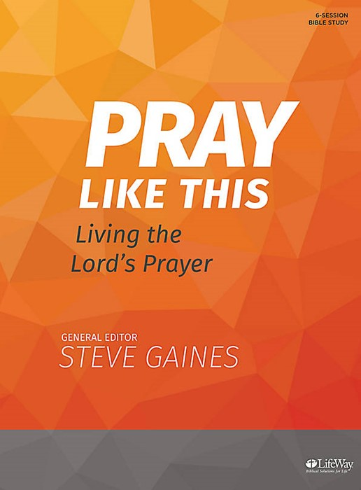 Pray Like This - Bible Study Book (Paper Back)