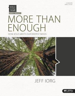 Bible Studies for Life: More Than Enough: How Jesus Meets Ou (Paperback)