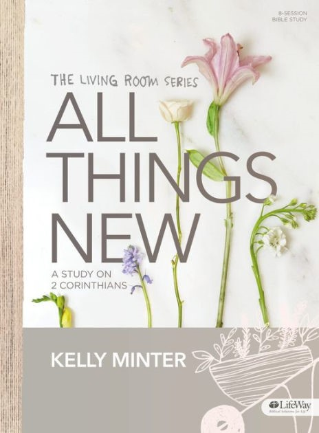 All Things New - Bible Study Book (Paperback)