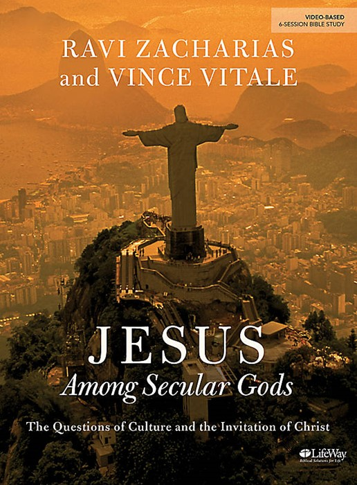 Jesus Among Secular Gods - Bible Study Book (Paper Back)