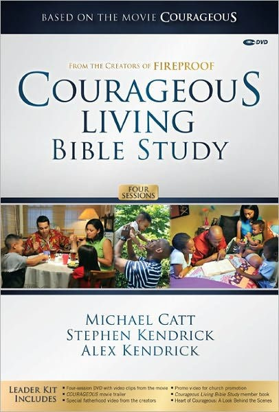 Courageous Living Bible Study - Leader Kit (Mixed Media Product)