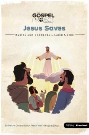 Gospel Project For Preschool: Leader Guide, Fall 2017 (Spiral Bound)