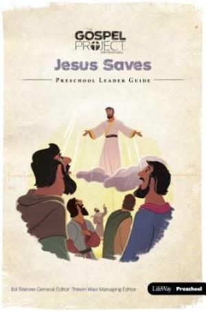 Gospel Project: Preschool Leader Guide, Fall 2017 (Spiral Bound)