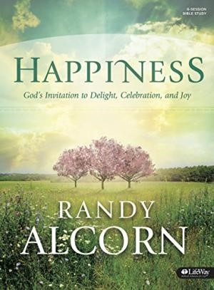 Happiness Bible Study Book (Paperback)