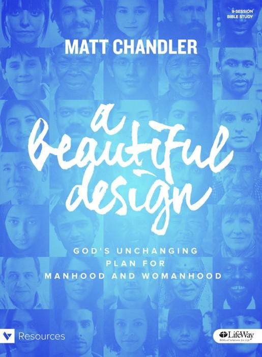 Beautiful Design Bible Study Book, A (Paperback)