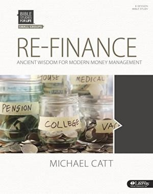 Bible Studies for Life: Re-Finance - Bible Study Book (Paperback)