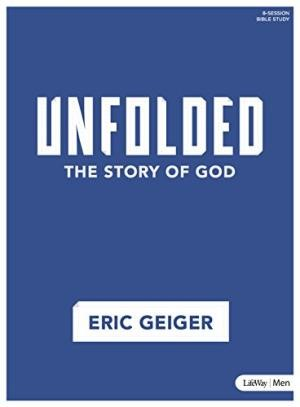 Unfolded - Bible Study Book (Paperback)