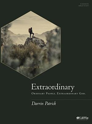 Extraordinary Bible Study Book (Paperback)