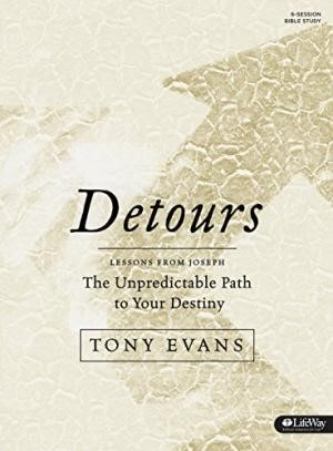 Detours - Bible Study Book (Paperback)
