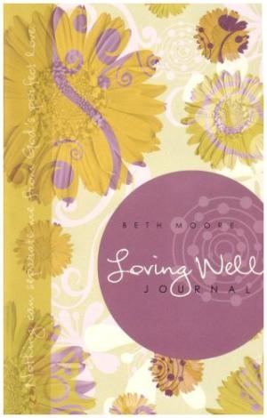 Loving Well Retreat - Journal (Paperback)