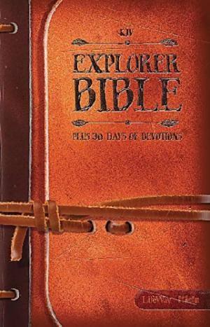 Explorer Bible - KJV (Paperback)