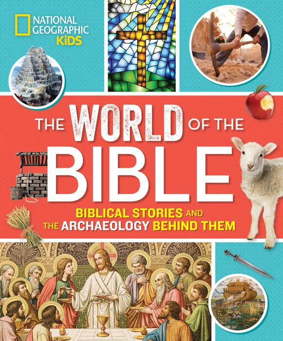 The World Of The Bible (Hard Cover)