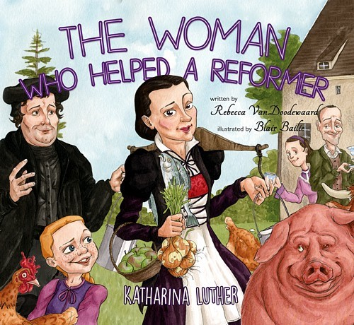 The Woman Who Helped A Reformer (Board Book)