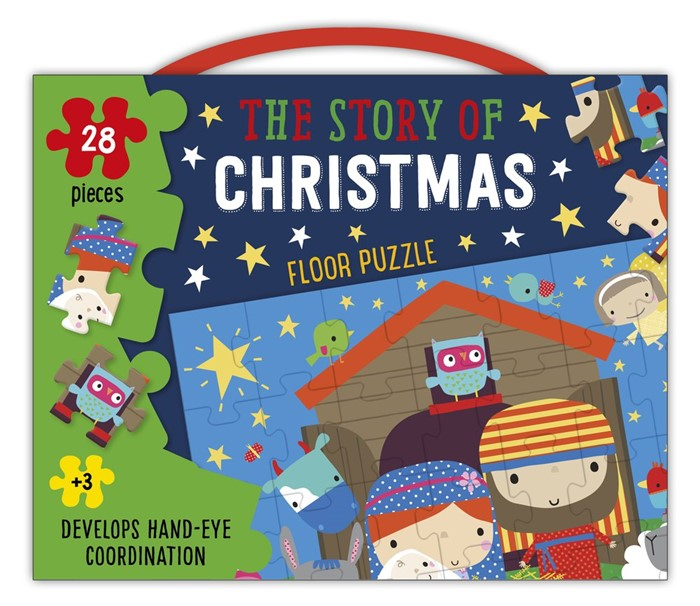 Christmas Floor Puzzle (Game)