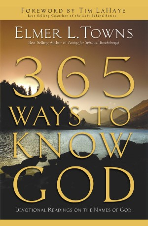 365 Ways To Know God (Paper Back)