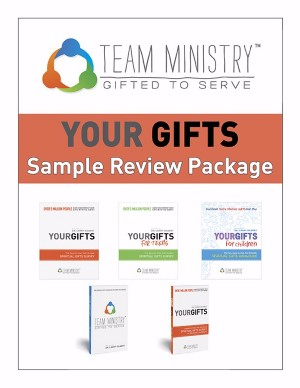 Team Ministry And Your Gifts Sample Review Package (Paper Back)