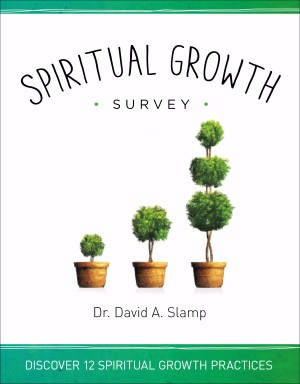 Spiritual Growth Survey (Pack of 10) (Paper Back)