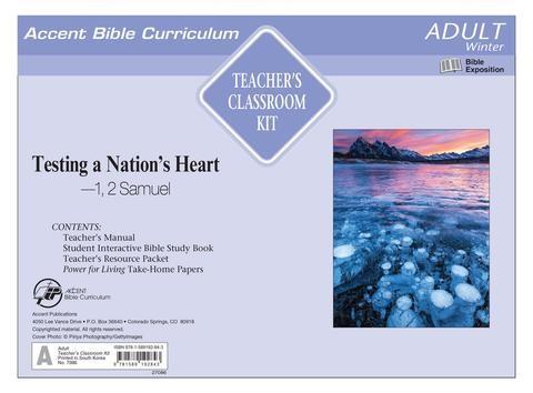 Accent Adult Teacher's Classroom Kit Winter 2017-18 (Kit)