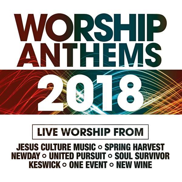 Worship Anthems 2018 (CD-Audio)