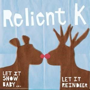 Let it Snow Baby...Let it Reindeer (CD-Audio)