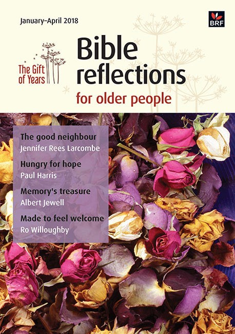 Bible Reflections For Older People January-April 2018 (Paper Back)