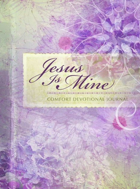 Devotional Journal: Jesus is Mine (Hard Cover)