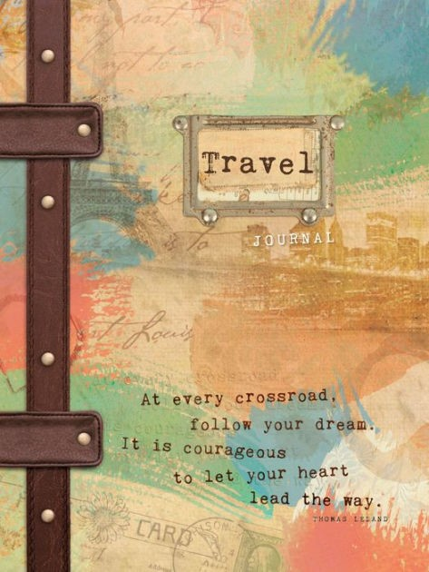 Journal: Travel Journal (Hard Cover)