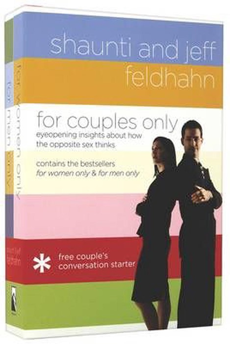 For Couples Only Boxed Set (Incl for Women Only + for Men On (Hard Cover)