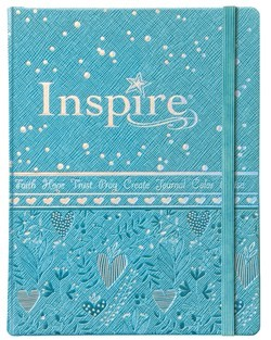 NLT Inspire Bible for Girls (Hard Cover)