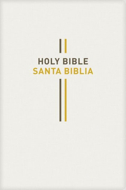 NLT/NTV Bilingual Bible / Biblia bilingüe (Imitation Leather)