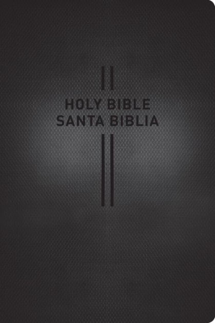NLT/NTV Bilingual Bible / Biblia bilingüe (Imitation Leather)