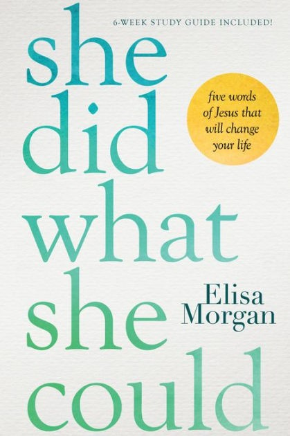 She Did What She Could (Hard Cover)