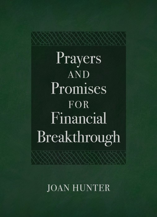 Prayers and Promises for Financial Breakthrough (Hard Cover)