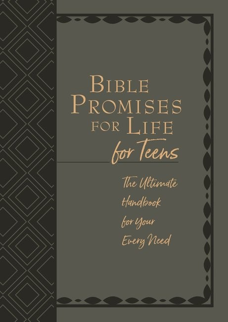Bible Promises for Life For Teens (Imitation Leather)