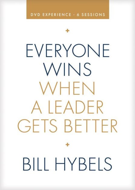 Everyone Wins When a Leader Gets Better DVD Experience (DVD)