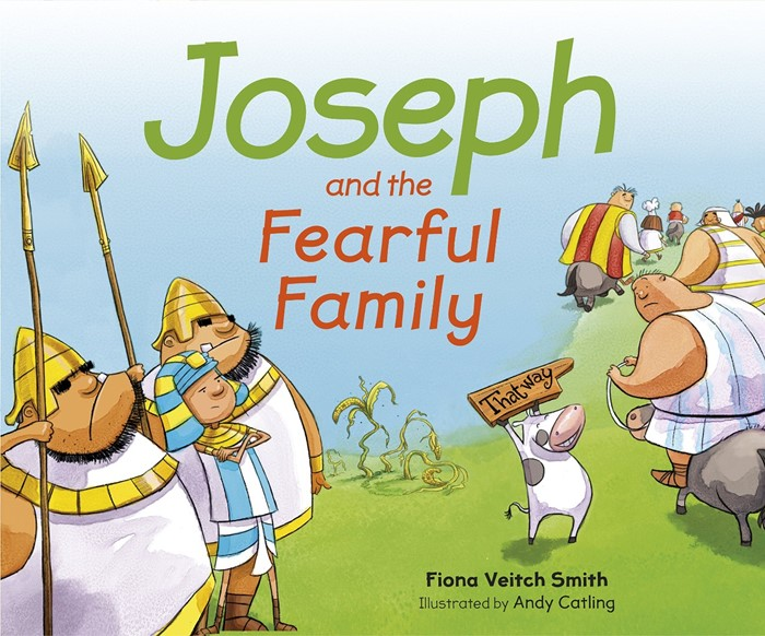Joseph And The Fearful Family (Paper Back)