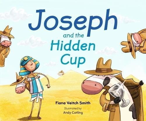 Joseph And The Hidden Cup (Paper Back)