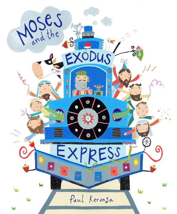 Moses And The Exodus Express (Paperback)