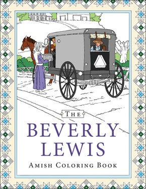 The Beverly Lewis Amish Coloring Book (Paperback)
