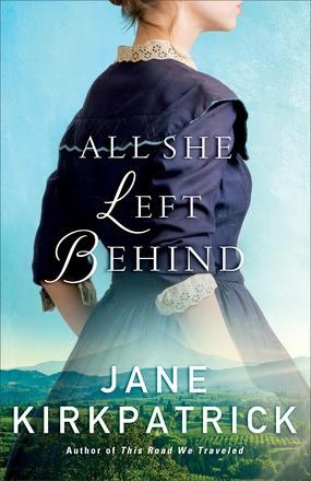 All She Left Behind (Paperback)