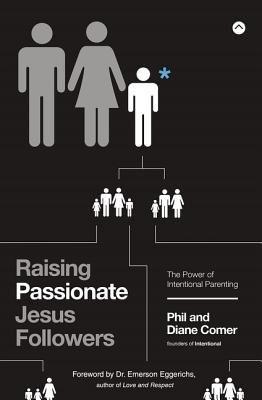 Raising Passionate Jesus Followers (Paper Back)