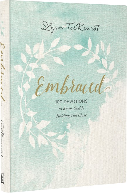 Embraced (Hard Cover)