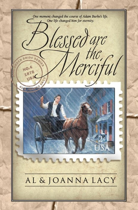 Blessed Are The Merciful (Paperback)