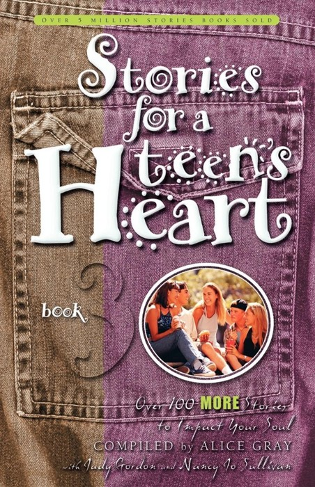 Stories For A Teen's Heart (Book 3) (Paperback)