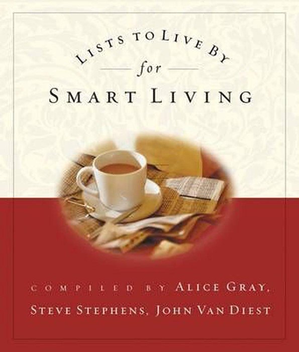 Lists To Live By For Smart Living (Paperback)