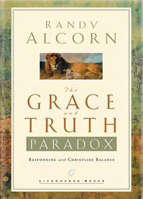 The Grace And Truth Paradox (Hard Cover)