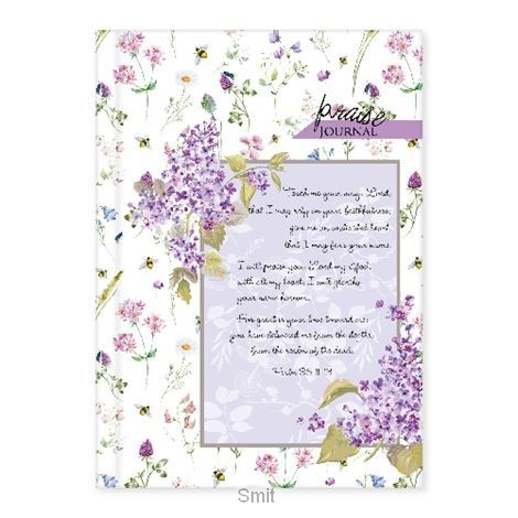Hard Cover Journal Praise Psalm 86:11-13 (Hard Cover)