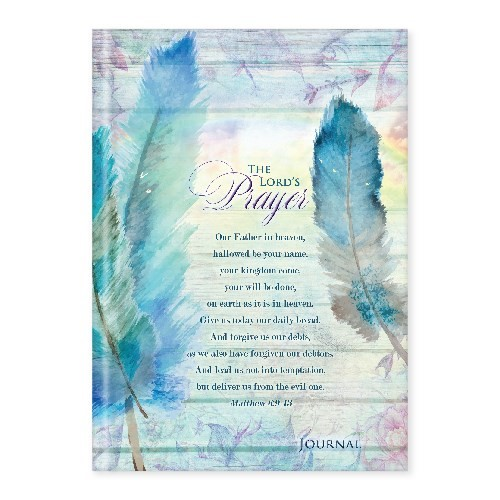 Hard Cover Journal The Lord's Prayer